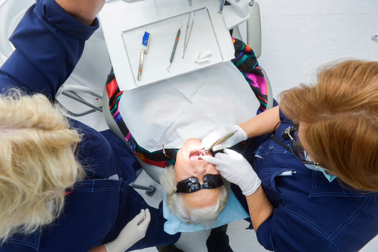 Röntgentutkimus osana hyvää hammashoitoa