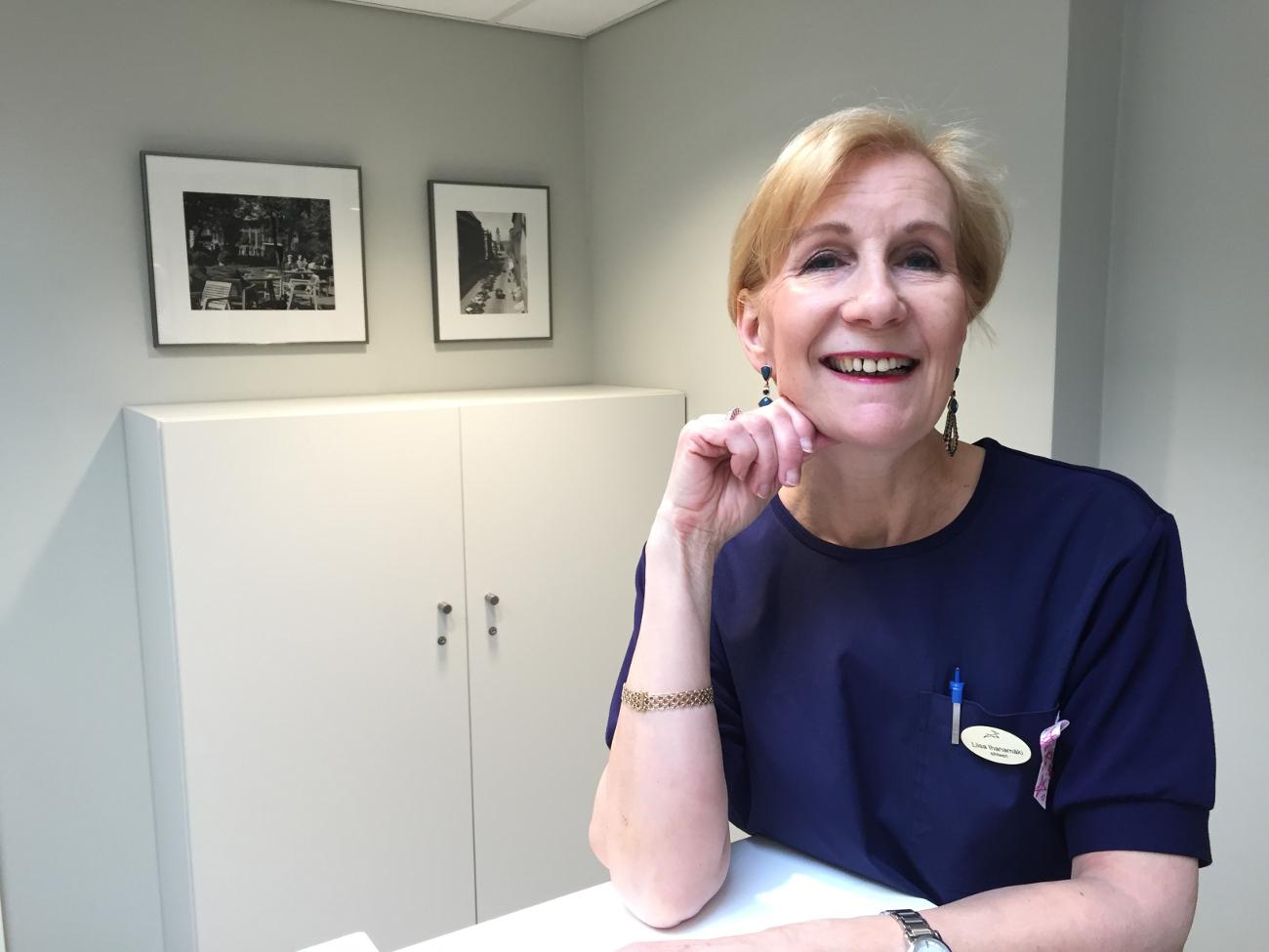 Oikomishoidon erikoishammaslääkärin vastaanotolla|Oikomishoidon edistyminen|Oikomishoito aikuisena
