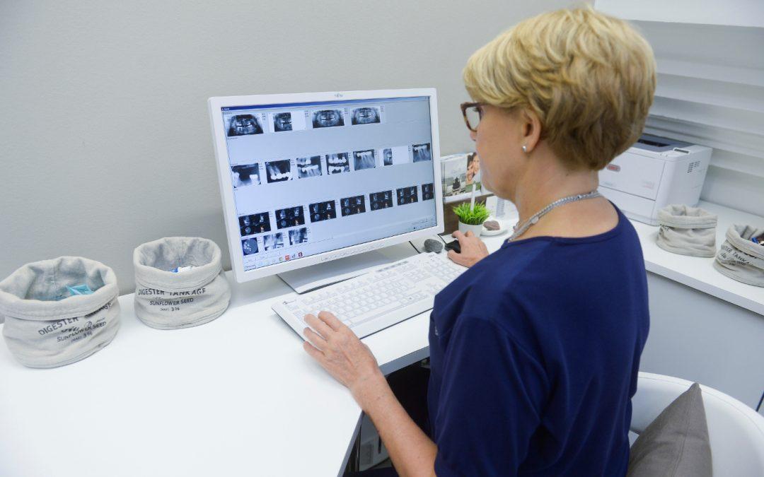 KKTT–Kolmiulotteinen röntgenkuva hyvän hammashoidon tukena
