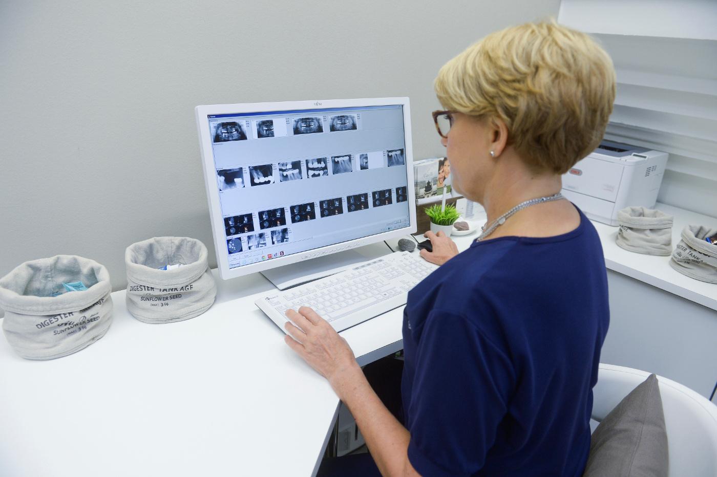 Kolmiulotteinen röntgenkuva apuna hammaskirurgiassa|Kolmiulotteiset röntgenkuvat