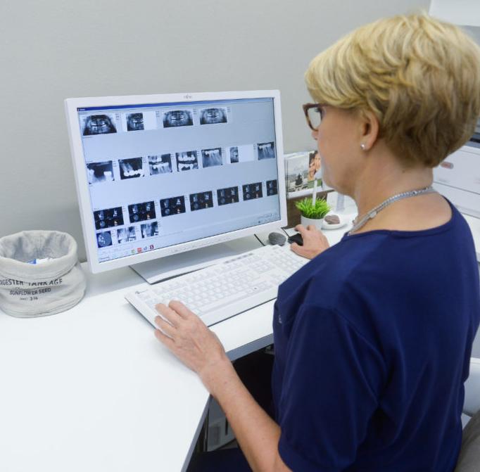 KKTT – Kolmiulotteinen röntgenkuva hyvän hammashoidon tukena - Helsinki Gasellin Hammaslääkärit